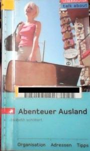 Das Cover  - der Aufkleber mit dem Strichcode stammt aus der  örtlichen Bibliothek