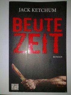 Cover Beutezeit