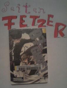 Das Cover (mit Scan-Code der Bücherei)