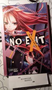 Haruhi Seta: No Exit Band 1