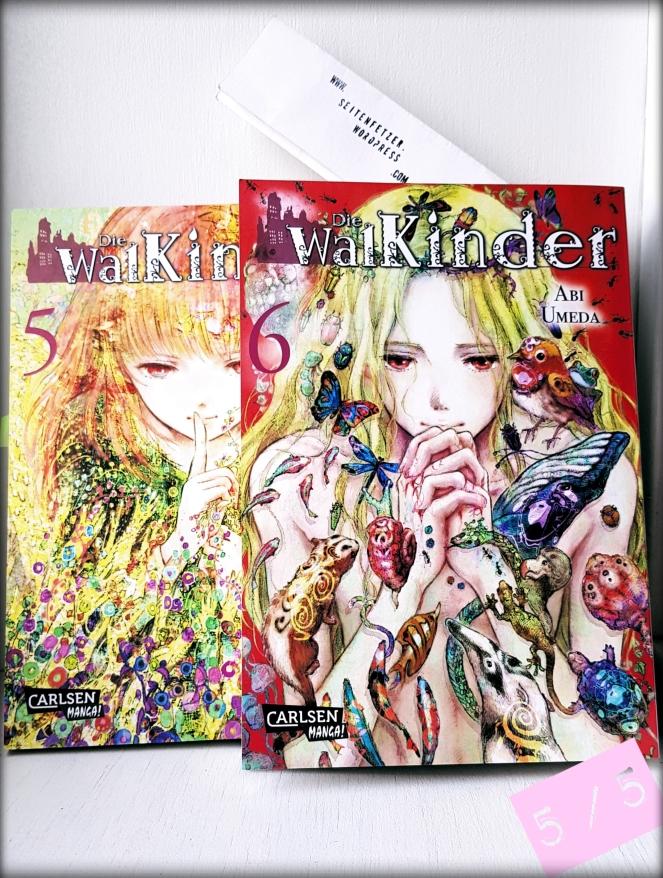 Die Walkinder Band 5 und 6